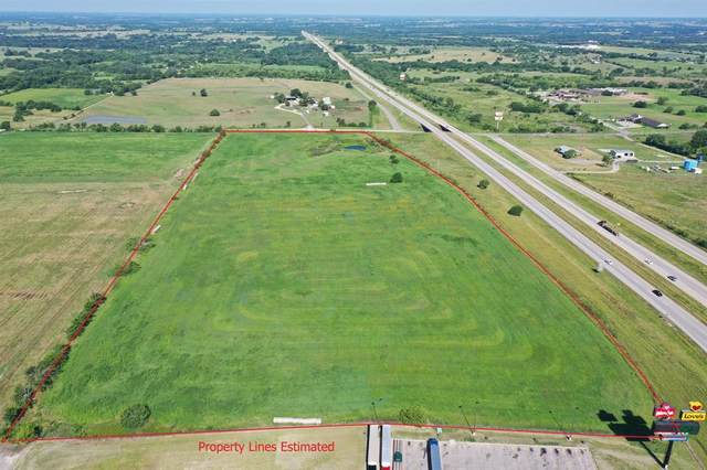 000 (26 Acres) I-10, Weimar, TX 78962 (MLS #45642960) :: The Bly Team