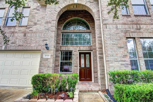 20411 Bridge Manor Lane, Richmond, TX 77407 (MLS #45643906) :: JL Realty Team at Coldwell Banker, United