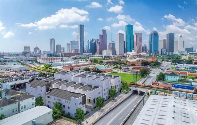 1215C Hickory Street, Houston, TX 77007 (MLS #45645039) :: Keller Williams Realty