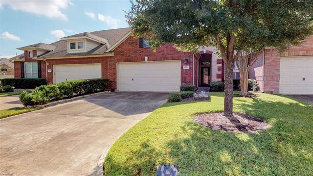 14104 E Boulder Cliff Lane, Humble, TX 77396 (MLS #45646700) :: Texas Home Shop Realty