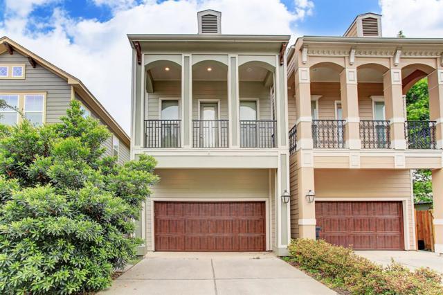 825 Lawrence Street, Houston, TX 77007 (MLS #45653417) :: Green Residential