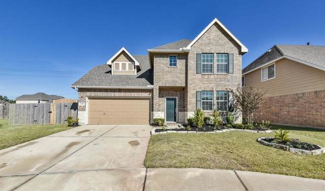 12007 Summer Range Drive, Humble, TX 77346 (MLS #45653681) :: The Jennifer Wauhob Team