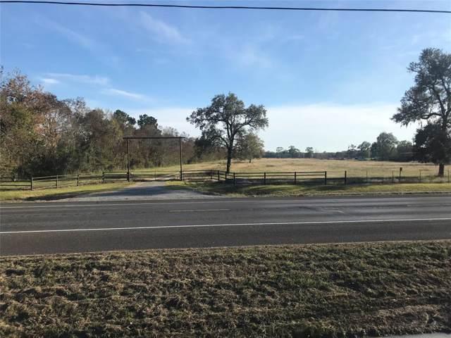 TBD Quick Haul Rd Highway, Batson, TX 77519 (MLS #45656944) :: The Queen Team