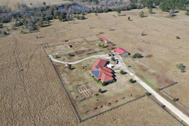 1265 County Road 2270, Cleveland, TX 77327 (MLS #4567344) :: The Bly Team