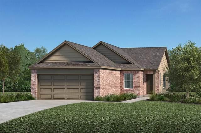 25202 Sierra Manor Court, Katy, TX 77493 (MLS #45682205) :: The Home Branch