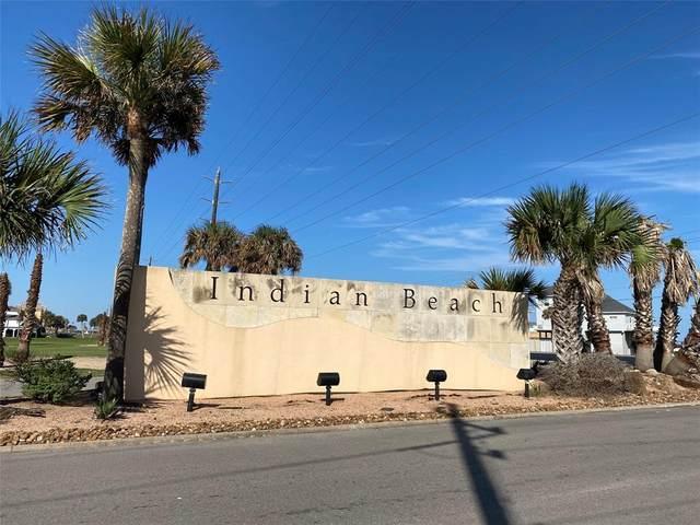 18813 Warrior Road, Galveston, TX 77554 (MLS #45684591) :: My BCS Home Real Estate Group