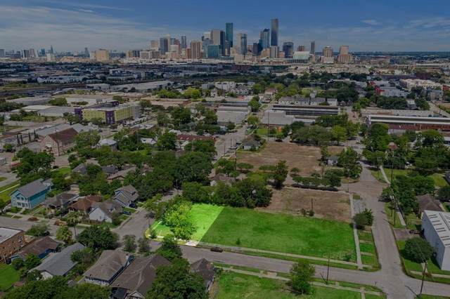 218 Hutcheson Street, Houston, TX 77003 (MLS #45692983) :: The Heyl Group at Keller Williams