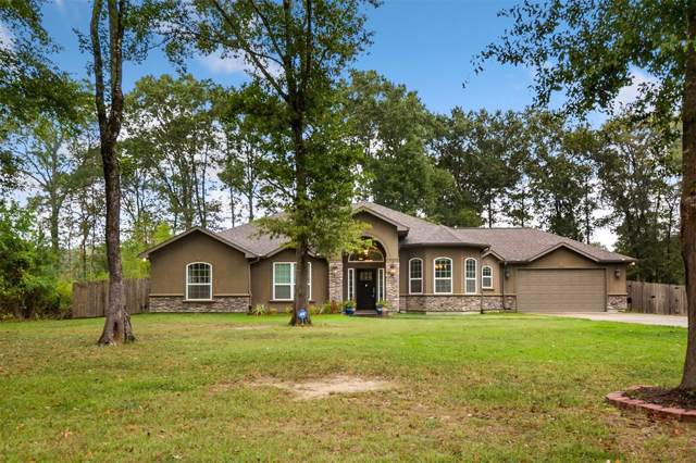 19479 Desna Drive, Porter, TX 77365 (MLS #45693708) :: The SOLD by George Team