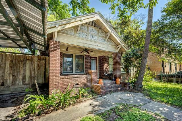 1308 Bomar Street, Houston, TX 77006 (MLS #45700309) :: Guevara Backman