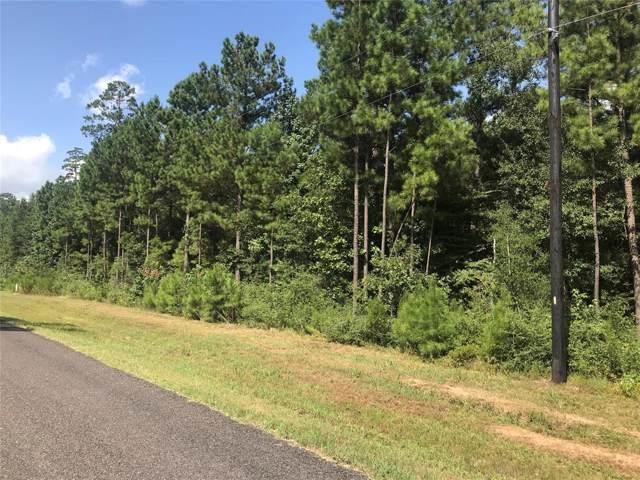 TBD Texas Grand Road Road, Huntsville, TX 77340 (MLS #45718095) :: The Jill Smith Team