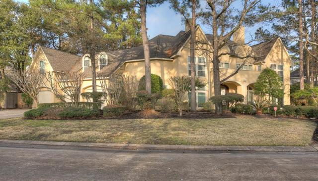 34 Stone Springs Circle, The Woodlands, TX 77381 (MLS #45728028) :: Christy Buck Team