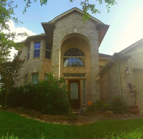 21703 E Mulberry Field Circle, Cypress, TX 77433 (MLS #45733447) :: The Home Branch