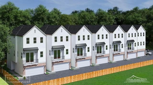 920 Thornton Road B, Houston, TX 77018 (MLS #45733495) :: My BCS Home Real Estate Group