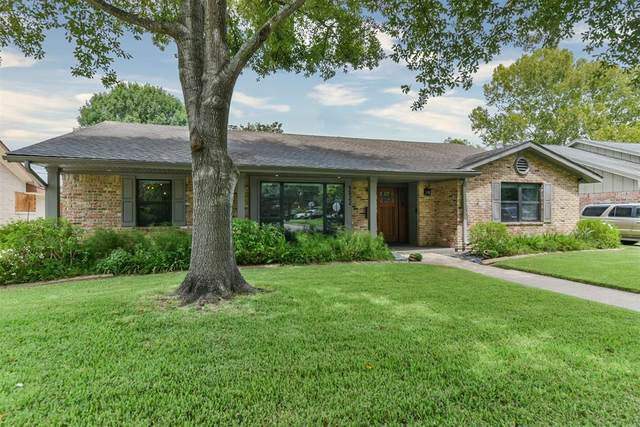 5822 Braesheather Dr Drive, Houston, TX 77096 (MLS #45752717) :: The SOLD by George Team