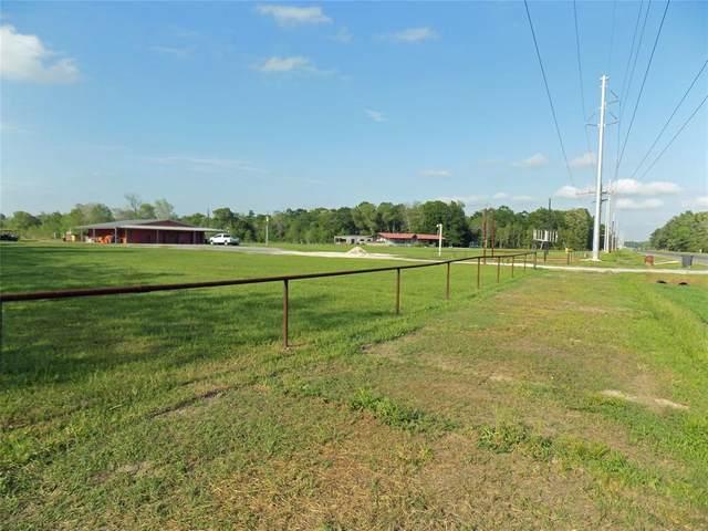 40586 Hwy 105 Highway, Saratoga, TX 77585 (MLS #45756167) :: The Queen Team