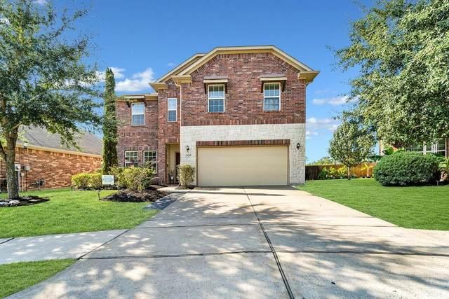 21438 Rose Mill Drive, Kingwood, TX 77339 (MLS #45758512) :: Parodi Group Real Estate