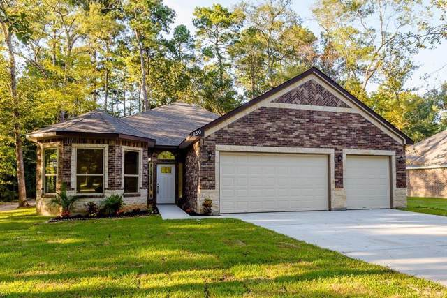 630 Parthenon Place, Roman Forest, TX 77357 (MLS #45768343) :: Texas Home Shop Realty