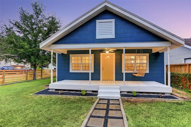 4401 Hain Street, Houston, TX 77009 (MLS #45774194) :: The SOLD by George Team