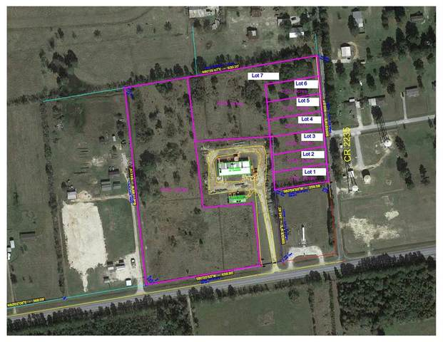 Lot 7 Cr 2235 - Goat Rd, Cleveland, TX 77327 (MLS #4577771) :: The Property Guys