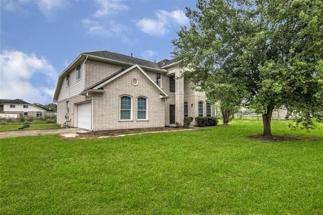 2403 Fm 2917 Road, Alvin, TX 77511 (MLS #45781389) :: CORE Realty