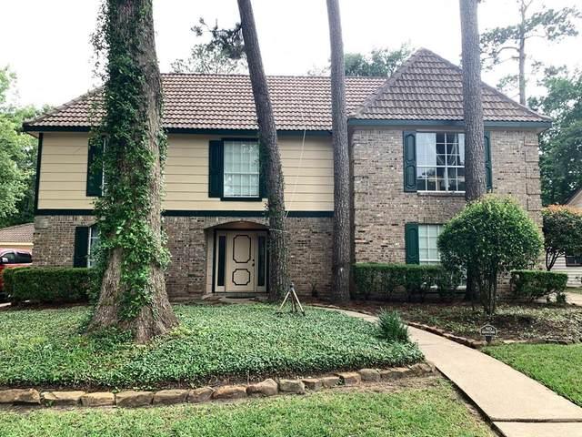 3015 Highland Laurels Drive, Houston, TX 77345 (#45784609) :: ORO Realty