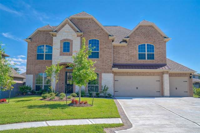 25023 Arcola Court, Spring, TX 77389 (MLS #45785717) :: The SOLD by George Team