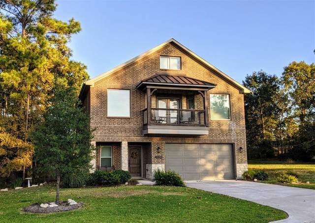 12363 Pebble View Drive, Conroe, TX 77304 (MLS #45792892) :: The Bly Team