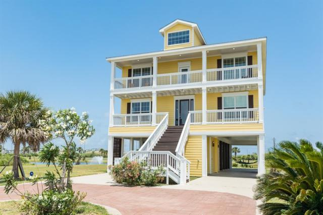 26723 Bay Water Drive, Galveston, TX 77554 (MLS #45793611) :: The SOLD by George Team