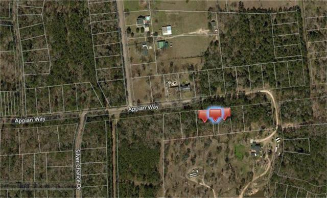 Lots 3,4 Appian Way, Roman Forest, TX 77357 (MLS #45805948) :: Caskey Realty