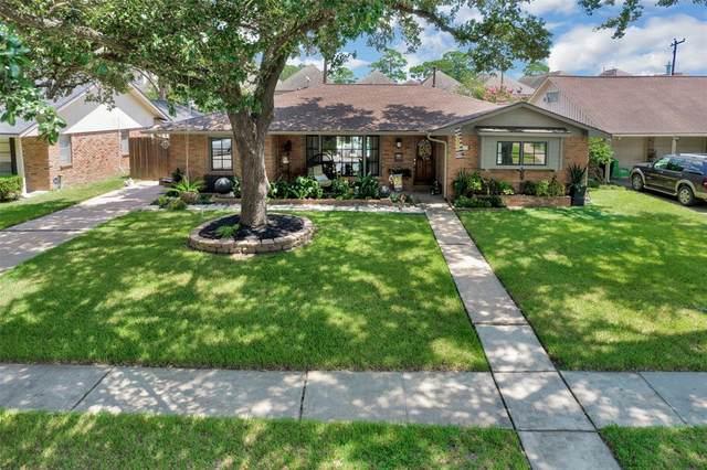 1314 Valleta Drive, Houston, TX 77008 (MLS #45810700) :: The Wendy Sherman Team