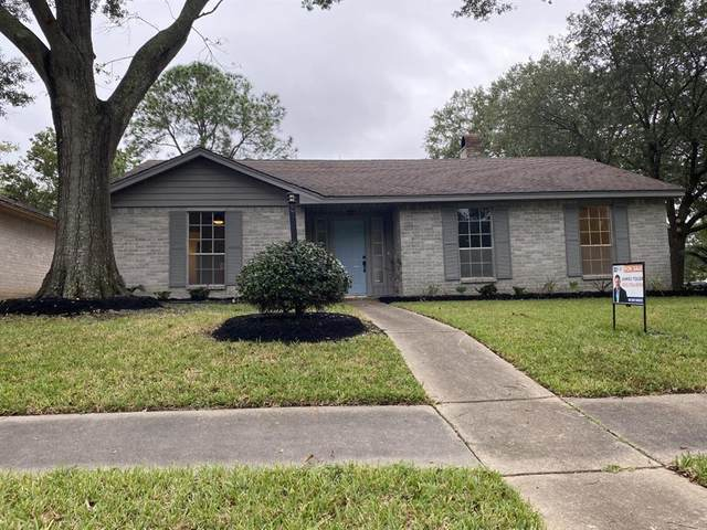 16302 Forest Bend Avenue, Friendswood, TX 77546 (MLS #45811154) :: The SOLD by George Team
