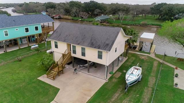 536 County Road 291 Red Bend Road, Sargent, TX 77414 (MLS #45812134) :: Connect Realty