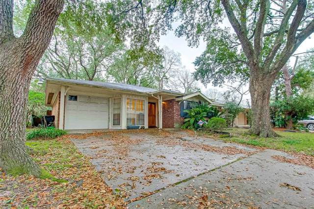 5514 Indigo Street, Houston, TX 77096 (MLS #45812600) :: The SOLD by George Team