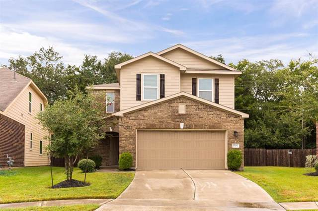 15406 Crawford Crest Lane, Houston, TX 77053 (MLS #45814739) :: Green Residential