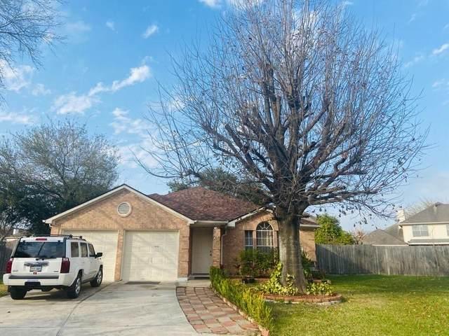 7618 Caddo Court, Baytown, TX 77521 (MLS #45815554) :: Michele Harmon Team