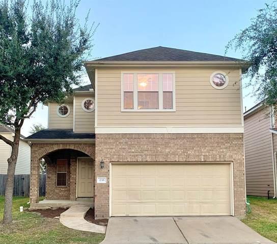 3735 W Ashford Villa Lane, Houston, TX 77082 (MLS #45842089) :: The Bly Team
