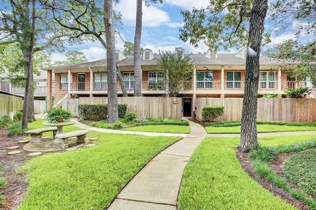 835 Wax Myrtle Lane A, Houston, TX 77079 (MLS #45852937) :: Caskey Realty