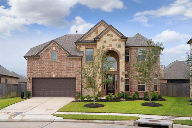 3206 Horse Canyon Court, Manvel, TX 77578 (MLS #45872506) :: The Sansone Group