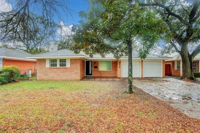 5615 W 43rd Street, Houston, TX 77092 (MLS #45874504) :: Caskey Realty
