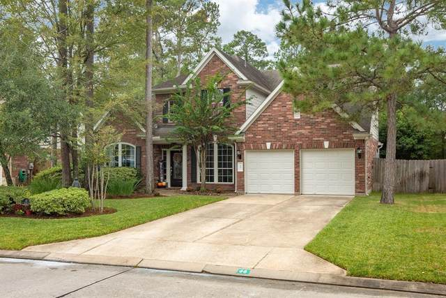 66 W French Oaks Circle, The Woodlands, TX 77382 (MLS #45880806) :: Texas Home Shop Realty