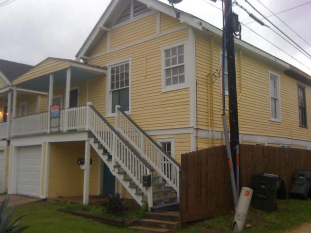815 10th Street, Galveston, TX 77550 (MLS #45883693) :: Christy Buck Team
