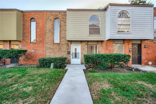 1504 Silverpines Road #1504, Houston, TX 77062 (MLS #45888486) :: The SOLD by George Team