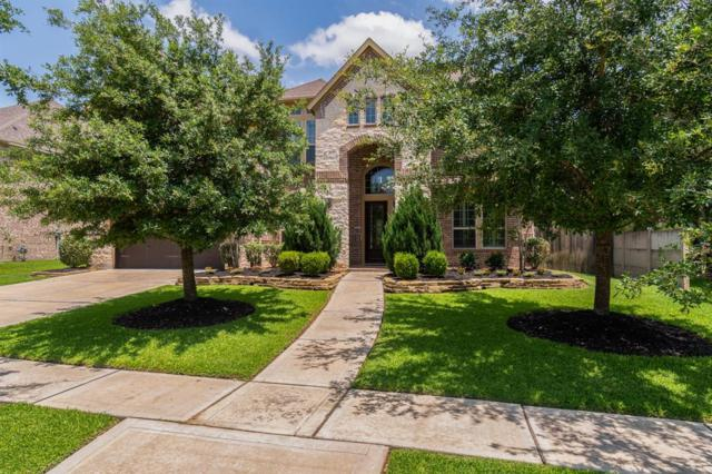 15107 Turquoise Mist Drive, Cypress, TX 77433 (MLS #45894040) :: Texas Home Shop Realty