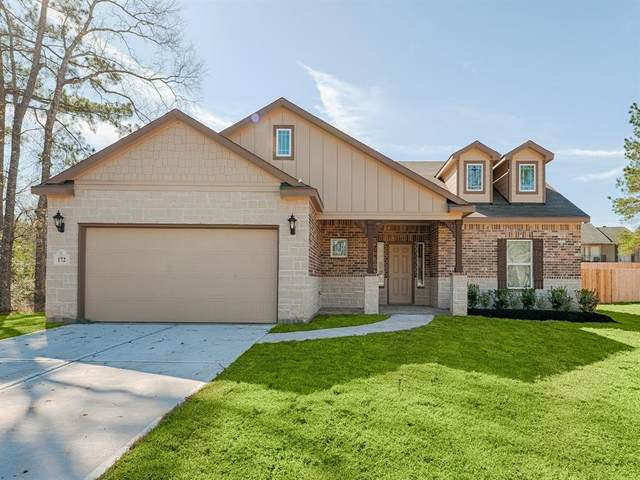 172 Cobblestone, Cleveland, TX 77327 (MLS #45895012) :: The Bly Team