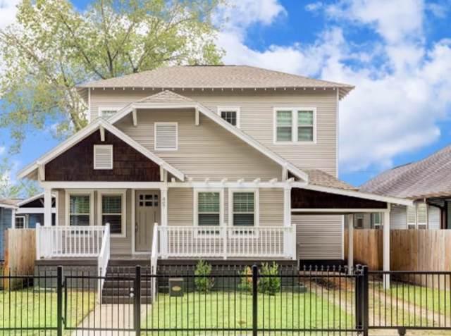 807 E 29th Street, Houston, TX 77009 (MLS #45896686) :: Giorgi Real Estate Group