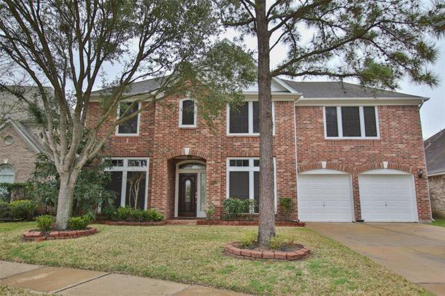 8814 Dawnblush Lane, Houston, TX 77095 (MLS #45897956) :: Texas Home Shop Realty