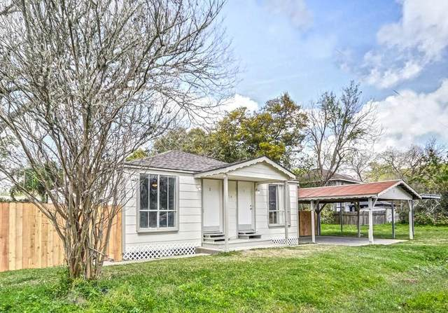 414 Jackson Avenue, Bacliff, TX 77518 (MLS #45905324) :: All Cities USA Realty