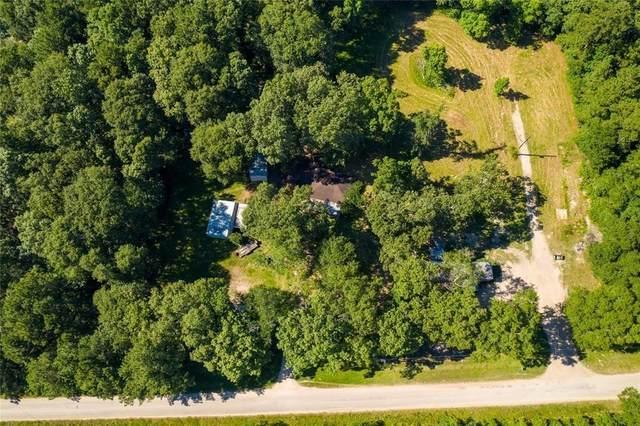 1697 County Road 373, Splendora, TX 77372 (MLS #45906086) :: Homemax Properties