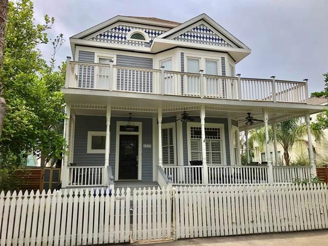 1515 Avenue M, Galveston, TX 77550 (MLS #45908706) :: NewHomePrograms.com