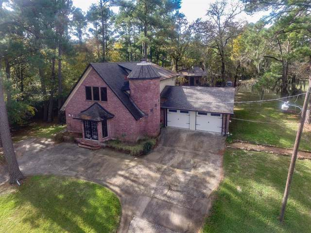 547 Lakefront Drive, Onalaska, TX 77360 (MLS #45913221) :: The SOLD by George Team